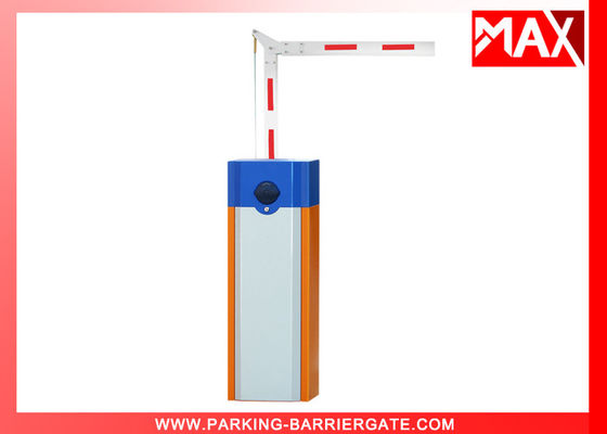 Anti Collision Parking Lot Barriers For Shopping Mall And 6 Seconds Folding Arm