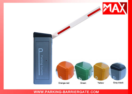 Full Smart Parking Barrier  Anti Smashing Aluminum IP65 MTBF RS485 / RS232