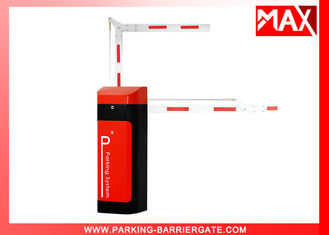 Customized Swing Out Smart Parking Barrier Operator 1.8s 3s 6s With 6M Straight Arm