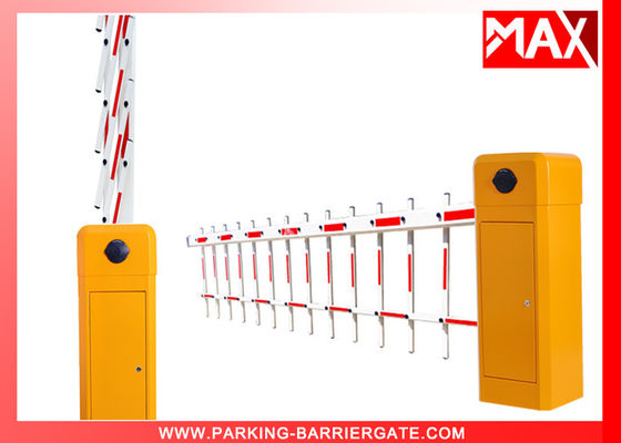 Highway Control Security Vehicle Barrier Gate With 5 Million Times Open And Close