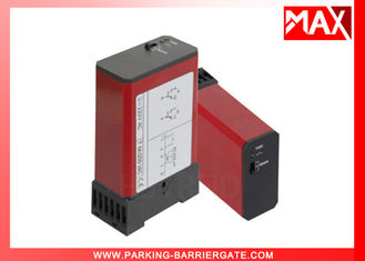 Single Vehicle Loop Detector for Car Park Management and Toll System