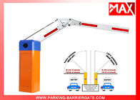 Heavy Duty Manual Release Parking Bay Barriers te 1s / 1.8s / 3s Running Time