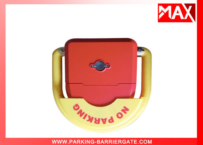 Burglarproof Car Parking Locks Maximum Weight Load-bearing