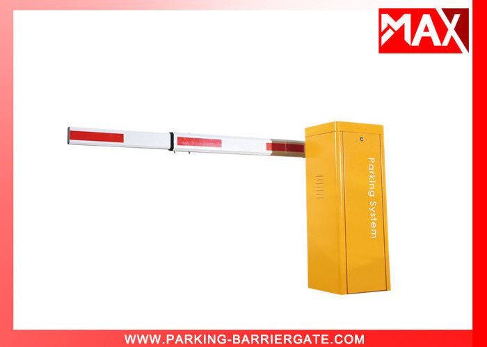 Heavy Duty Automatic Security Barriers Gate Barrier System with
