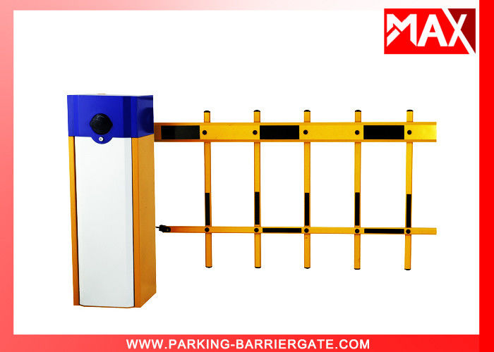 Straight Arm Manual Automatic Boom Barrier Release Access for Car Parking System