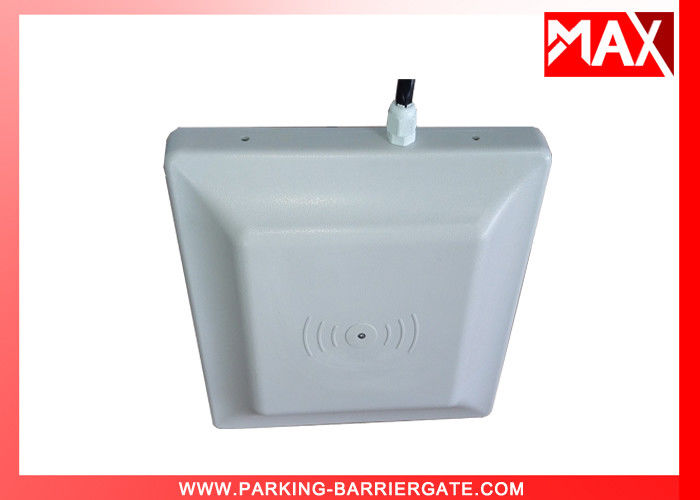 Mid Range Rfid Tag Reader 900mhz , 5 Meter Long Range Uhf Rfid Reader With TCP IP