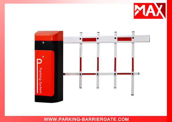 China Intelligent security barriers Gate 2 Fence Boom Parking Sensor for Entrance and Exit factory