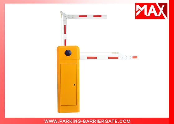 China Vehicle Access Control Parking Lot Security Gates Operator 90 Degree Parking Lot factory