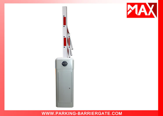 Automatic Adjustment Security Barrier Gate with MX-1 Variable Frequency Controller