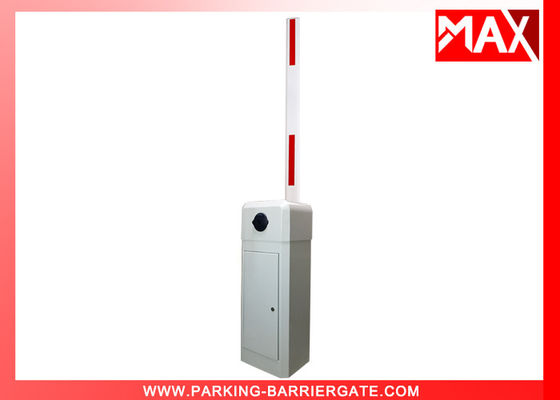 New Inverter Motor Vehicle Barrier Gate Arm With Run Speed Adjustment