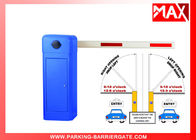 Commercial Automatic Parking Barrier Gate , Vehicle Access Parking Control Gates