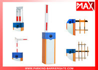 Folding Arm car park barriers 5 Millions Operation Time SGS Certification